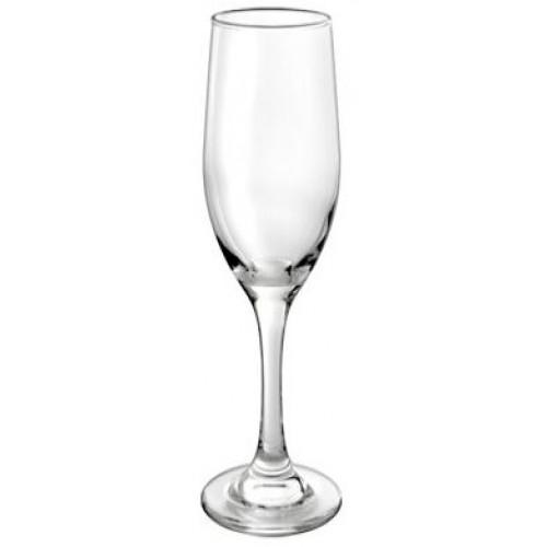 pohár típusok, pezsgős flőte